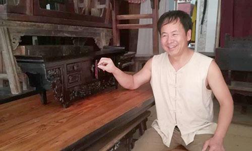 陈国平:朽木雕出大市场