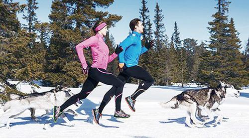 冬季马拉松备战宝典