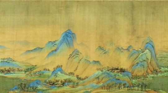 国宝《千里江山图》卷到底有多厉害