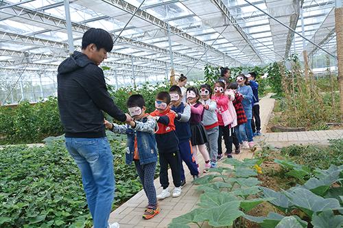 东鲁农业公园玩自然互动游戏.jpg