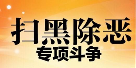 """扫黑除恶专项斗争""""山东战役""""取得丰硕战果"""