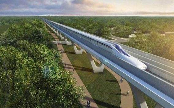 山东谋划高速磁浮 永利奥门娱乐场已规划时速600公里 列车试验段